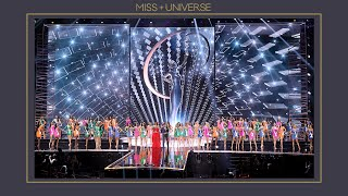 69th MISS UNIVERSE Competition | LIVE 🔴