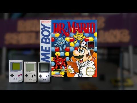 Gameplay : Dr. Mario [Gameboy]