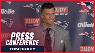 """Tom Brady: """"We'll go out and try to do a better job next week"""" Video"""