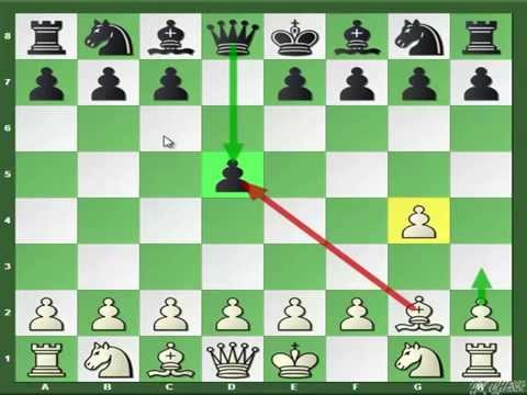 Dirty chess tricks 9 (Grob's Attack)
