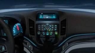 Chevrolet Orlando Concept 2010