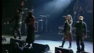2   Black Eyed Peas - Smells Like Funk - Live Germany (2003)