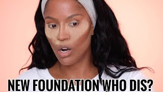 MY UPDATED FOUNDATION ROUTINE | MAKEUPSHAYLA