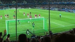 Montpellier Hérault - Arsenal FC (Los Paillados) #But Younes Belhanda