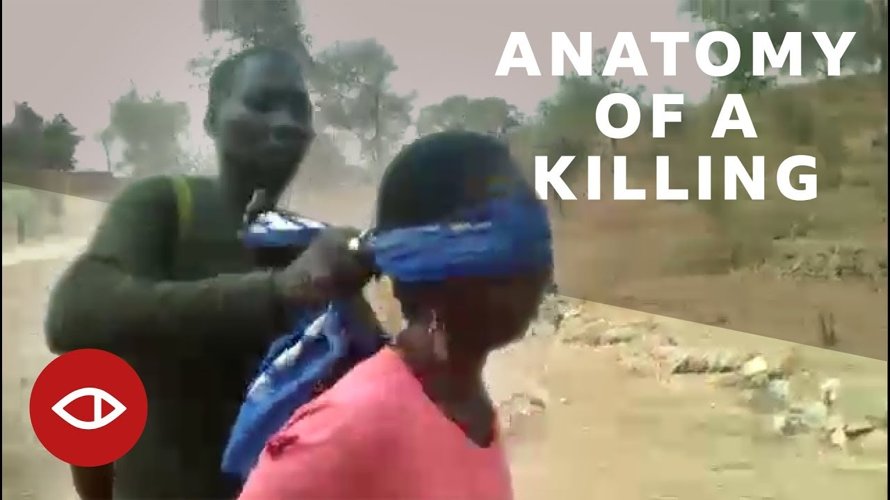 Anatomy of a Killing - BBC News - YouTube