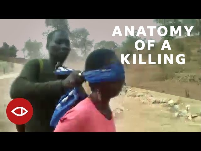 Anatomy of a Killing - BBC News