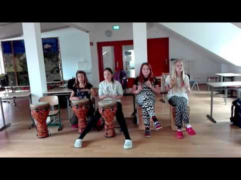 Evangelische Grundschule Schwedt - Musikunterricht 1