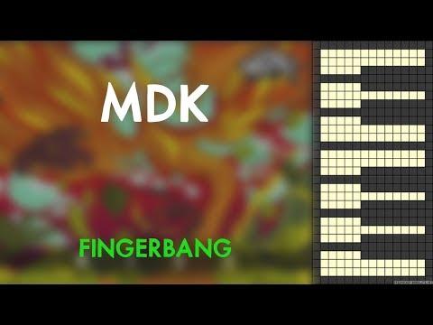MDK - Fingerbang [Piano Cover] Full Song