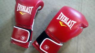 Everlast MX 16oz Boxing Glove Review