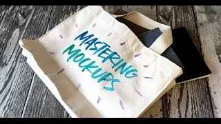 Mastering Mockups Class Trailer + Bonus!