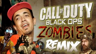 EL GAMEMIX DEL ZOMBIE NAZI | Call Of Duty: Black Ops Zombies Remix | PUNYASO