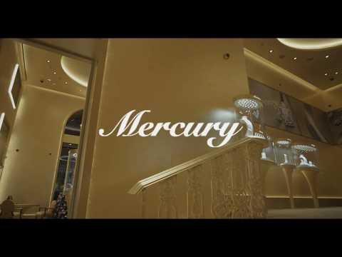 Первый монобрендовый ювелирный бутик Mercury