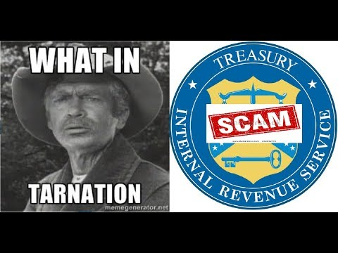 IRS GETS CALL FROM JED CLAMPETT