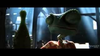 Ранго (2011) - Русский трейлер мультфильма