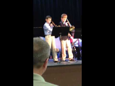 Young Americans Christian School Concert 4/23/2015