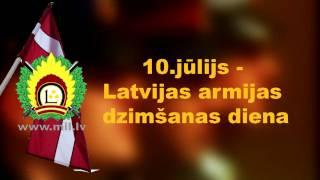 Pasveicini karavīru Latvijas armijas dzimšanas dienā arī tu!