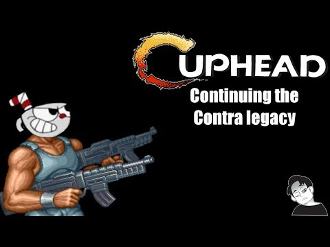 Cuphead Analysis: Continuing the Contra legacy