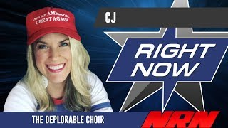 Country Music Spotlight | Interview with CJ of @DEPLORABLECHOIR | RIGHT NOW Podcast