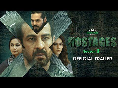 Hostages Season 2 Trailer