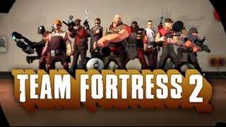 Представление всех классов игры Team Fortress 2