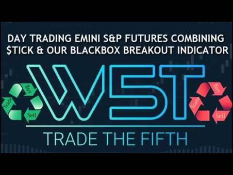 Day Trading Emini S&P Futures with our Black Box Breakout Indicator