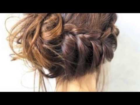 Dirndl Hairstyles German inspired Hairstyles to wear