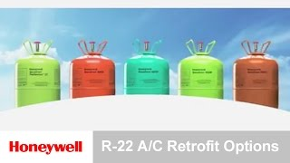 R-22 A/C Retrofit Options | Commercial Buildings | Honeywell