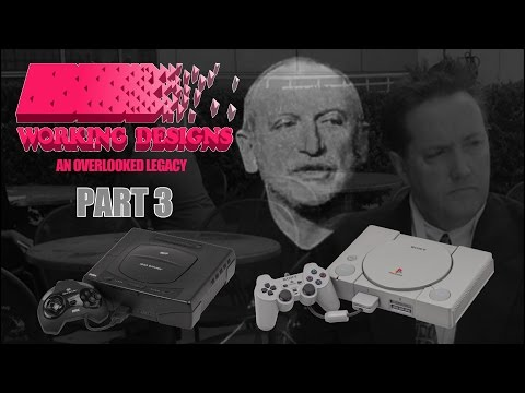 Working Designs: An Overlooked Legacy - Part 3: Saturn, PlayStation, And Stolar Vs Ireland