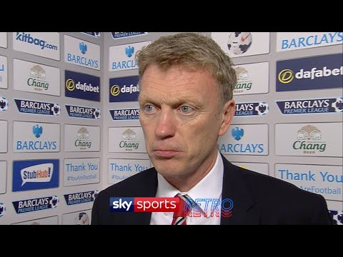 David Moyes' final interview as Manchester United manager