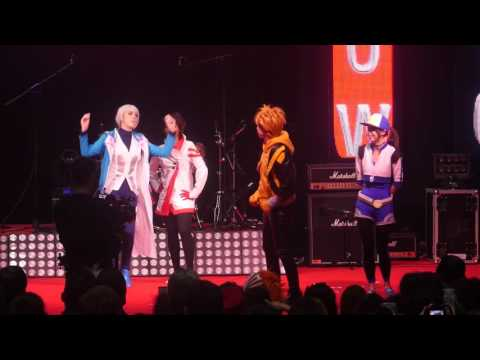 related image - Toulouse Game Show 2016 - Concours Cosplay Groupe - 10 - Pokemon Go