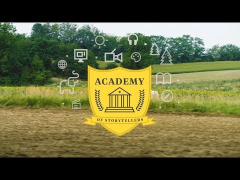 Welcome to the Academy of Storytellers!