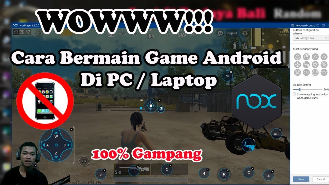 Cara Bermain Game Android Di PC / Laptop 100 % Work ...