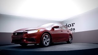 Superior Honda - Insight Showcase