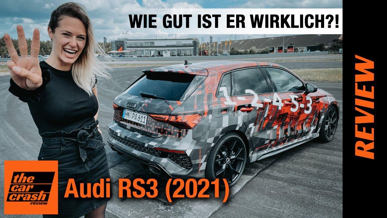 Audi RS3 (2021) Wie gut ist er wirklich?! 🤔 Fahrbericht   Review   Test   Sound   Launch Control