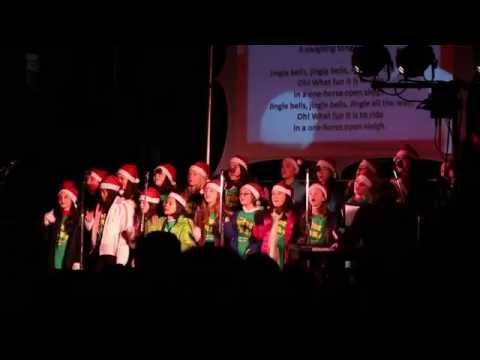 Jingle Bell by cast of Peter Pan Jr. from Saxe Middle School