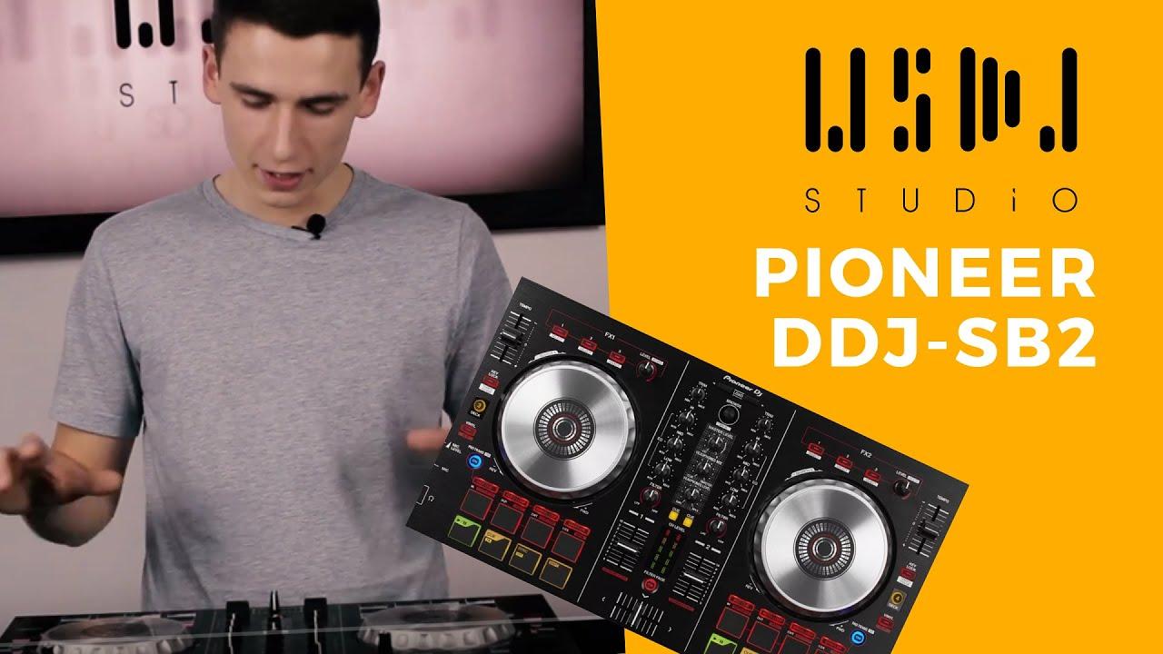 Pioneer DDJ SB2 – POLSKA RECENZJA – WSDJ Studio Controller review