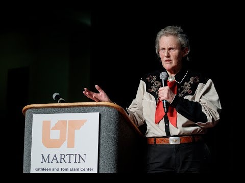 Dr. Temple Grandin Lecture - YouTube