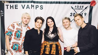 Hi guys, So I decided to vlog The Vamps in Newcastle. It includes g...