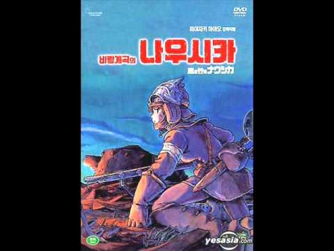 Nausicaä of the Valley of the Wind Soundtrack 3