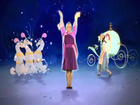 Just Dance Disney   Bibbidi Bobbidi Boo Wii Rip