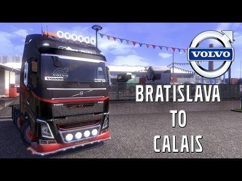 Euro Truck Simulator 2 - #33 - Bratislava to Calais