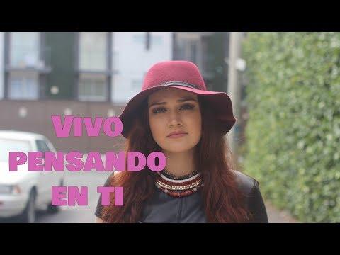 Brisa Carrillo - Vivo pensando en ti (Maluma Ft. Felipe Peláez) Cover