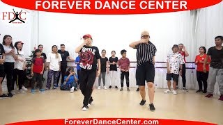 SWALLOW ME DOWN - CHRIS BROWN DANCE VIDEO DANCE CHOREOGRAPHY