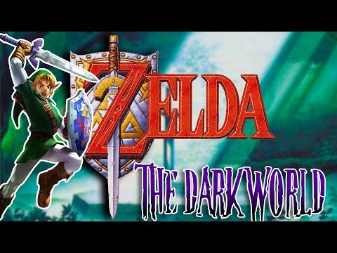THE DARK WORLD | Legend of Zelda a Link to the Past | 4