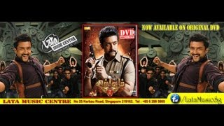 SINGAM 2 (PG13 ) - Original DVD Now Available At Lata Music Centre Singapore