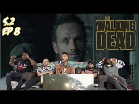 "The Walking Dead Season 2 Episode 8 ""Nebraska"" Reaction/Revi"