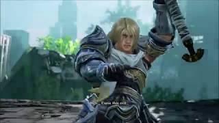 Soul Calibur 6 Siegfried V Tira
