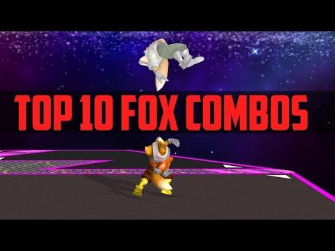Armada's Top 10 Fox Combos