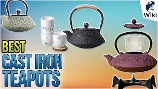10 Best Cast Iron Teapots 2018