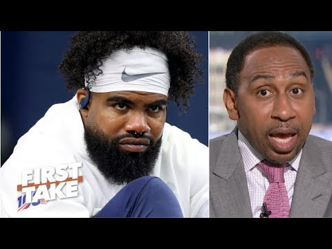 Stephen A. puts the Cowboys on upset alert vs. the Redskins  First Take